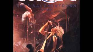 8 - Europe - Heart Of Stone  1st version