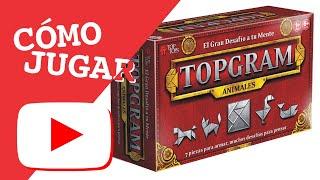 Cómo jugar: Topgram Animales | Top Toys