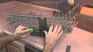 This video has step by step instructions on how to replace the dishrack adjusters on your dishwasher.