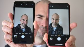 Apple iPhone 11 Camera Review & Apple iPhone XR Comparison