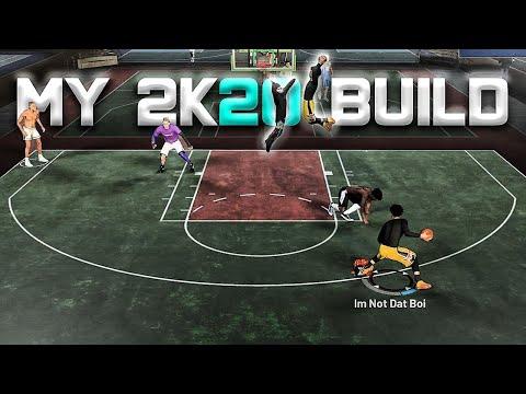 My last REBIRTH BUILD in NBA2K19 is a DEMIGOD...
