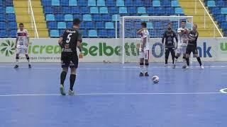 Melhores Momentos: Tubarão 0 x 2 JEC/Krona – Catarinense de Futsal