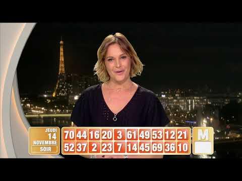 Tirage du soir Keno gagnant à vie® du 14 novembre 2019 - Résultat officiel - FDJ
