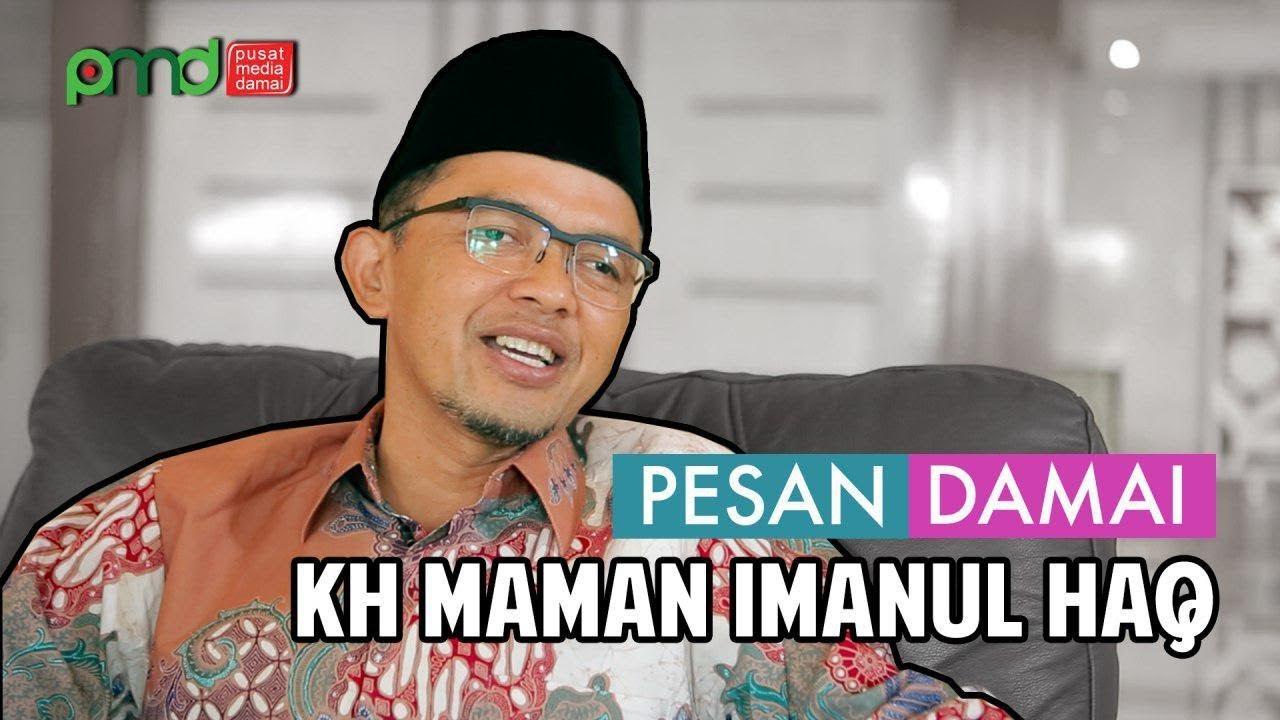 KH. Maman Imanulhaq