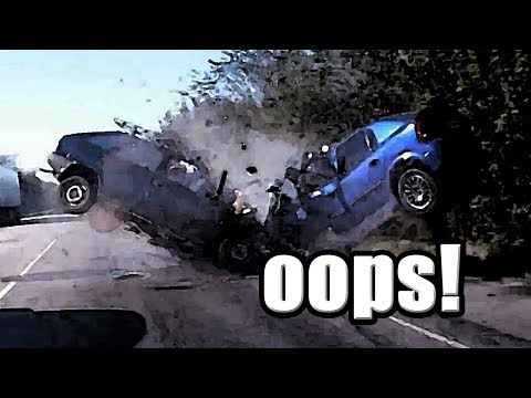 THROWN OFF CLIFF!!! || INSANE Car Crash/Fails Compilation