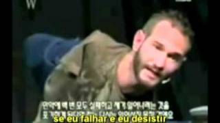 Como Aguias - Like Eagles - Don Moen ( Nick Vujicic)