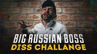 ОХРИП - BIG RUSSIAN BOSS DISS CHALLENGE