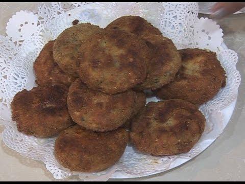 """ POTATO CUTLETS "" Bajias Cooking"