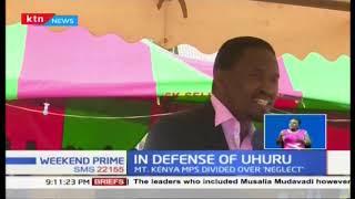 Mt. Kenya Leaders: President Uhuru Kenyatta's government sidelined central Kenya