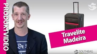 Travelite Trolley Madeira - Produktvideo