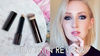 HOURGLASS VANISH FOUNDATION STICK -  OILY SKIN REVIEW | Sharon Farrell