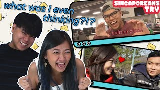 Singaporeans Try: Reacting To Their Resumes and Cringey Application Videos