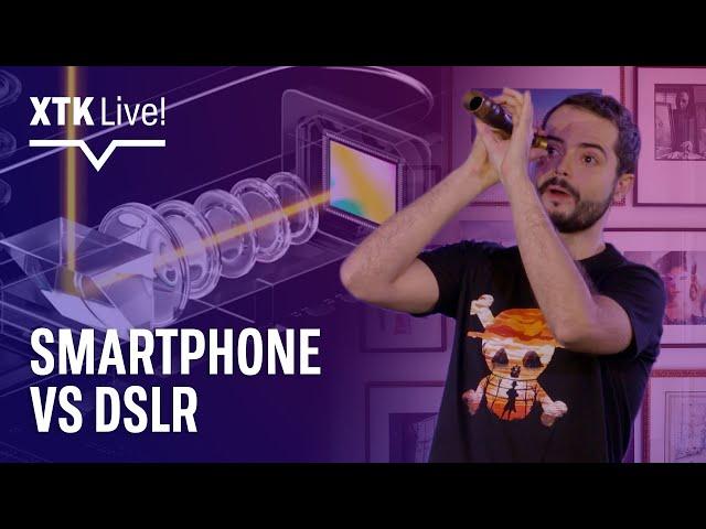 TELEFOTOGRAFIANDO una ciudad LEGO con un SMARTPHONE - XTK Live | E10xT1