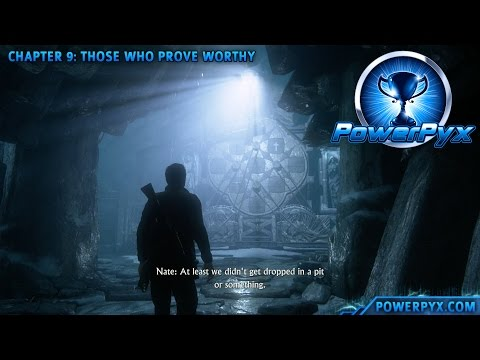 Uncharted 4: A Thief's End - Trials and Tribulations Trophy Guide (Chapter 9)
