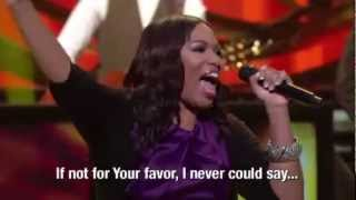 Lakewood Church Worship - 12/2/12 - On Christ The Solid Rock / I'm Still Standing