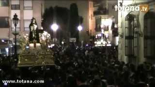 preview picture of video 'Recogida Viernes Santo - Hdad. Santa María Cleofé (Totana)'