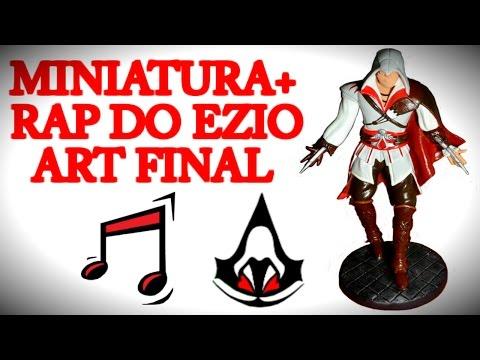 MINIATURA + ♬ RAP DO EZIO # ART FINAL