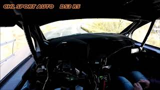 Test DS3 R5 Rallye du Var 2017