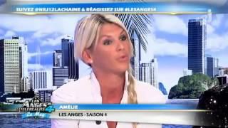 Clash Entre Amélie Et Ayem   Les Anges De La Télé Réalité 4