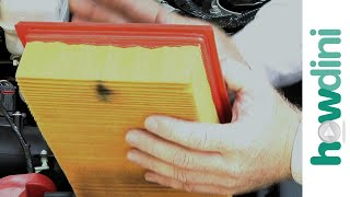 Car air filter: How to check your air filter