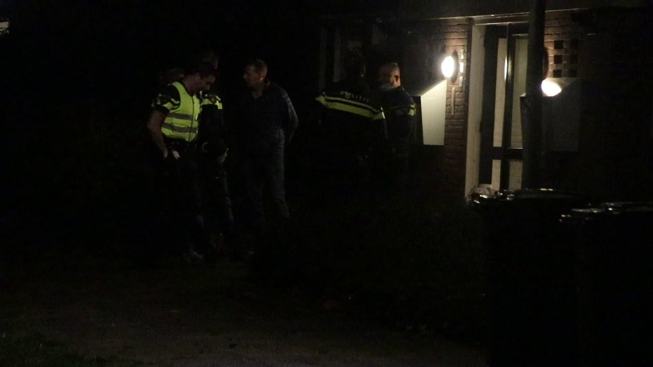 Hennepkwekerij en mogelijk explosief aangetroffen na uitslaande brand in flat Sneek