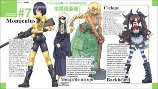 Monster Musume no iru Nichijou opening All species/Todas las especies