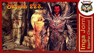 The Elder Scrolls V Skyrim + SkyRe #223 🌸 Вилья 🌸 ЛЮДОЕДЫ