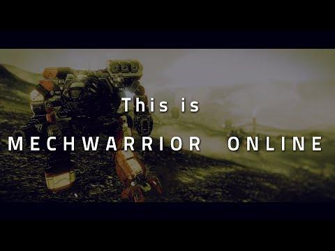 This is MechWarrior: Online - Drop 1