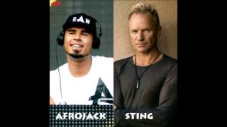 AFROJACK FEAT.STING - CATCH TOMORROW