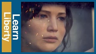 Libertarianism: How Is The Hunger Games Like Our Society Today? - Learn Liberty