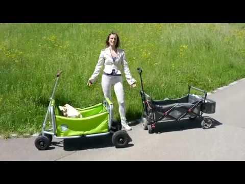 Bollerwagen Vergleich: BeachTrekker vs FuxTec