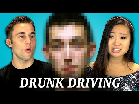 Teens React to Drunk Driving