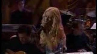 Christina Aguilera El beso del final