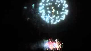 NC Holiday flotilla 2013 fireworks 7 - Video Youtube