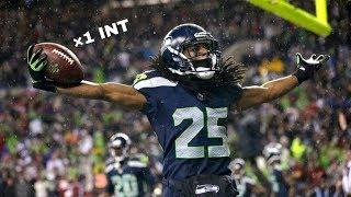 NFL Stars First Career Interception | NFL