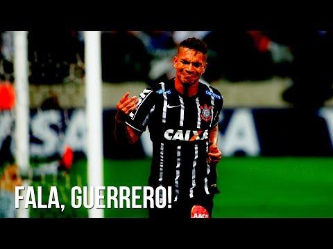 Guerrero fala sobre ultrapassar Ronaldo em gols pelo Corinthians