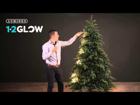 Weihnachtsbaum Lichterketten schnell montieren