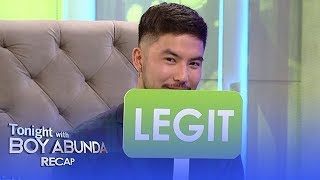 "Tony  Labrusca: ""Hindi Na Po Ako Kleptomaniac"" - Hottest Revelations Of The Week 