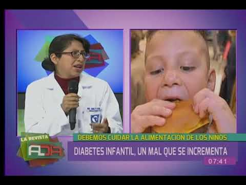 Declaraciones acerca de la diabetes