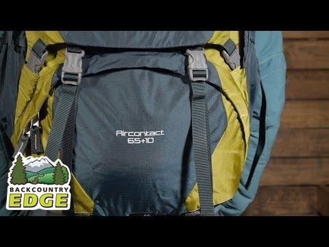 Deuter Aircontact 65+10 Backpack