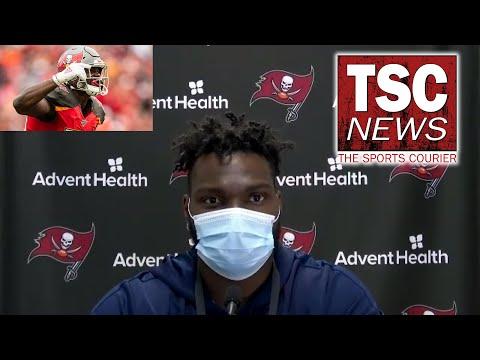 Buccaneers' Shaquil Barrett on Tom Brady, 2020 NFL Season