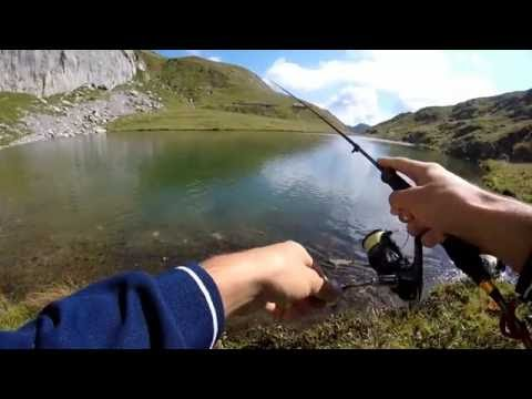 La tuta intera per pescare a