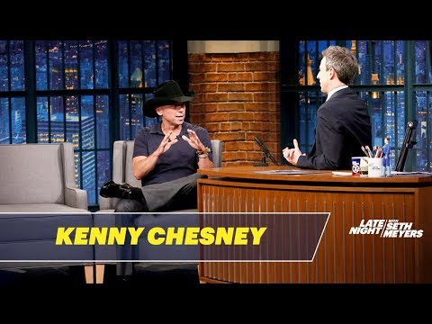 Kenny Chesney Talks about His Grammy-Nominated Album Cosmic Hallelujah