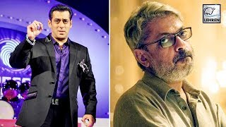 Before 'Inshallah', Salman  & Sanjay Leela Bhansali Had Differences Over These Movies