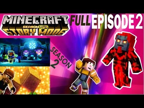 Minecraft Story Mode Eternal Snow Plague Season Episode - Minecraft ps4 spiele 100 tage