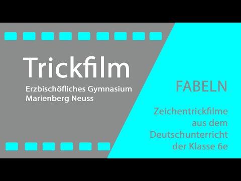 Fabeln - aus dem Deutschunterricht der Jahrgangsstufe 6