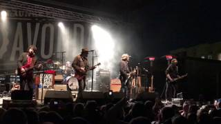 Drive-By Truckers -'The KKK Took My Baby Away'(Ramones Cover) 5/5/17 Birmingham AL Avondale Brewery