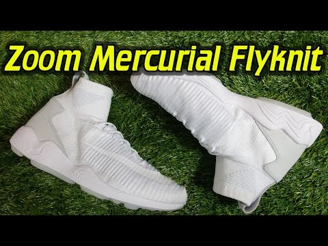 Nike Zoom Mercurial Flyknit (Superfly 5 Sneakers) – Review + On Feet