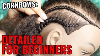 How to Cornrow for Beginners