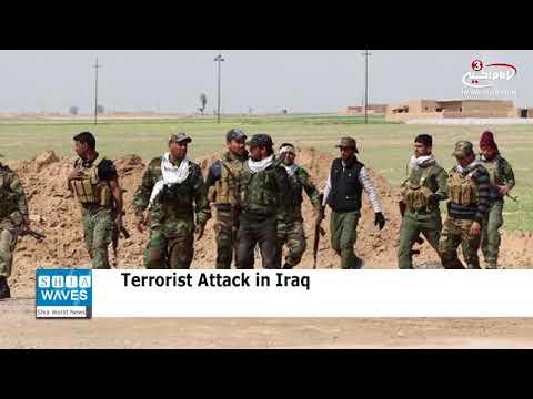 DaeshTakfiri terrorists murder 5 members of Iraqi family serving in Hashd al-Sha'abi